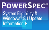 Windows 8 Upgrade Information